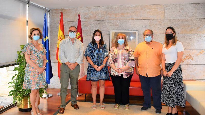 El Gobierno de CLM respalda los proyectos de inserción socio-laboral de Fundación Ceres