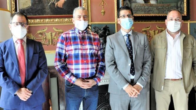 Diputación de Ciudad Real reafirma su compromiso con los hosteleros de la provincia