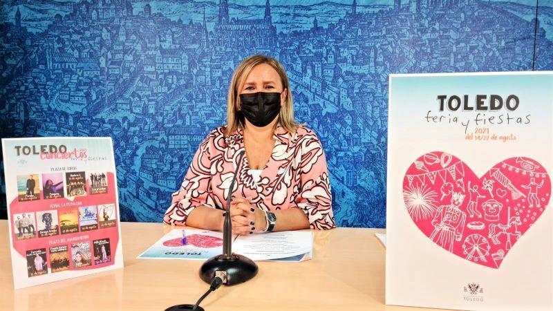 Toledo recupera la Feria de agosto con 17 espectáculos festivos en 3 espacios al aire libre