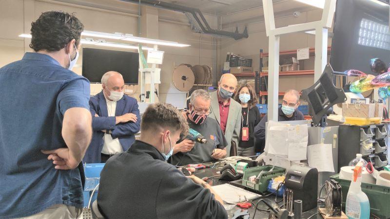 Junta destina 3,7 millones para los 35 centros especiales de empleo en Toledo
