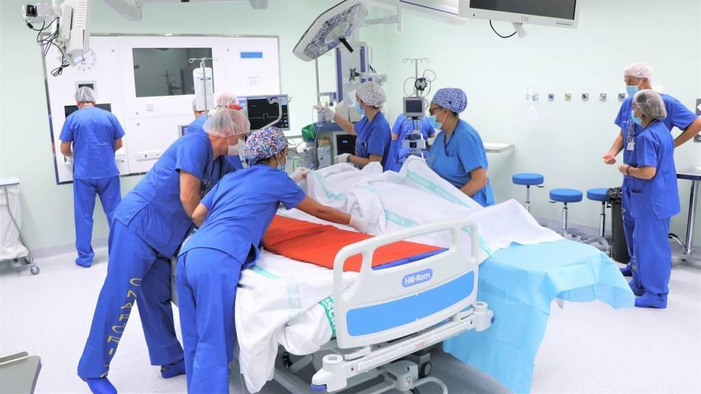 El Servicio de Traumatología inaugura el Bloque Quirúrgico del nuevo Hospital de Toledo