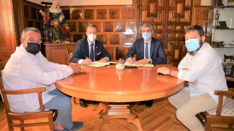 Diputación de Toledo financia el estudio de viabilidad del Parque Agrario para la Sagra Baja