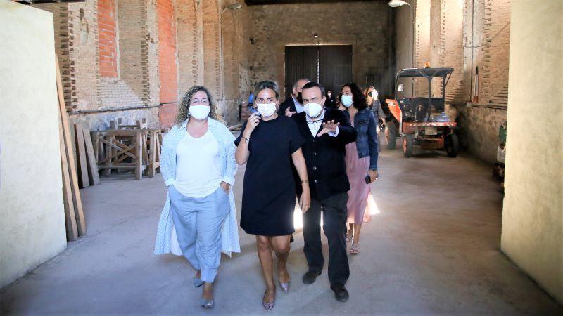 Ayuntamiento de Toledo invierte 150.000 euros en el cementerio y hará nueva mejoras