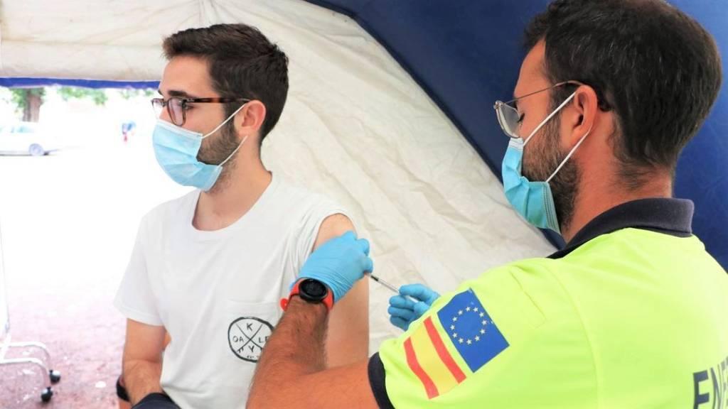 Talavera habilita nuevas unidades móviles de vacunación sin cita previa