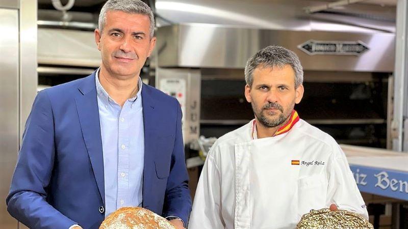 Un pan de Maqueda, reconocido con el 'Miga de Oro' de Castilla-La Mancha 2021
