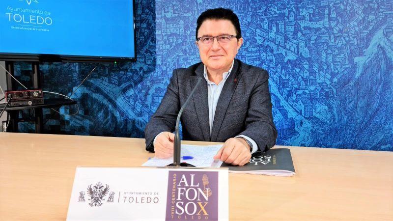 Ayuntamiento de Toledo crea un espacio dedicado a Alfonso X dentro de su web