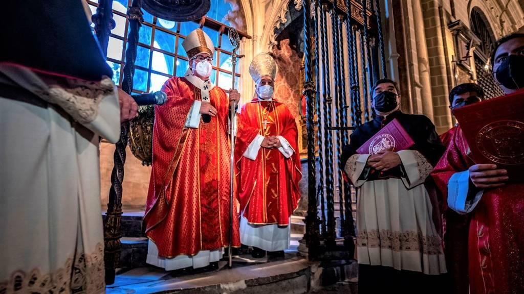 """Se pide perdón """"por las negligencias"""" en el respeto a la Catedral de Toledo"""